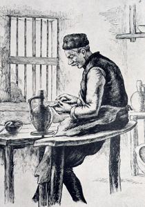 Троянски майстор-грънчар
