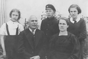 Семейството на Ганко Цанов