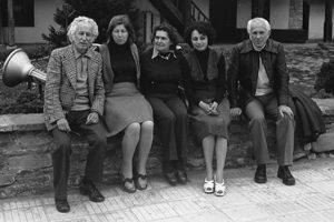 Пенчо Балкански, Стоянка Чолакова, Роза Балканска, Пенка Маринова и Ганко Цанов