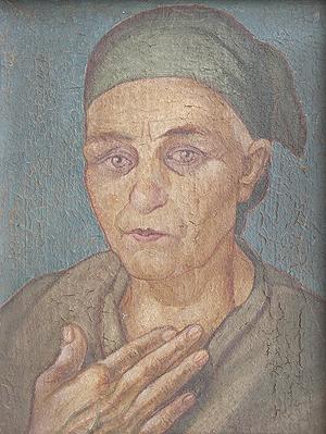 Майката на Иван Шошков