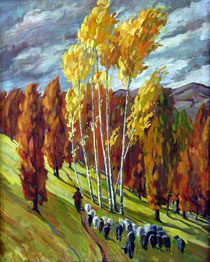 Балкански пейзаж