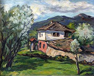 Къща в Орешак