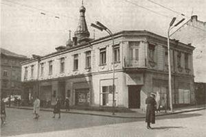 Найден Шейтанов - Писателското кафене