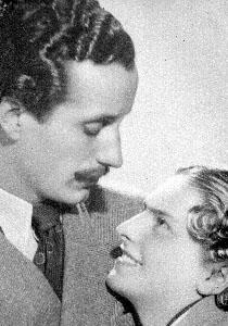 Пенчо Балкански и Роза Балканска, 30-те години на ХХ век